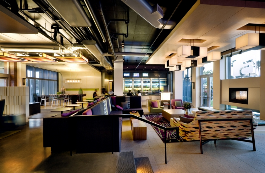 Imagine these hotel interior design aloft hotels for Design hotel group