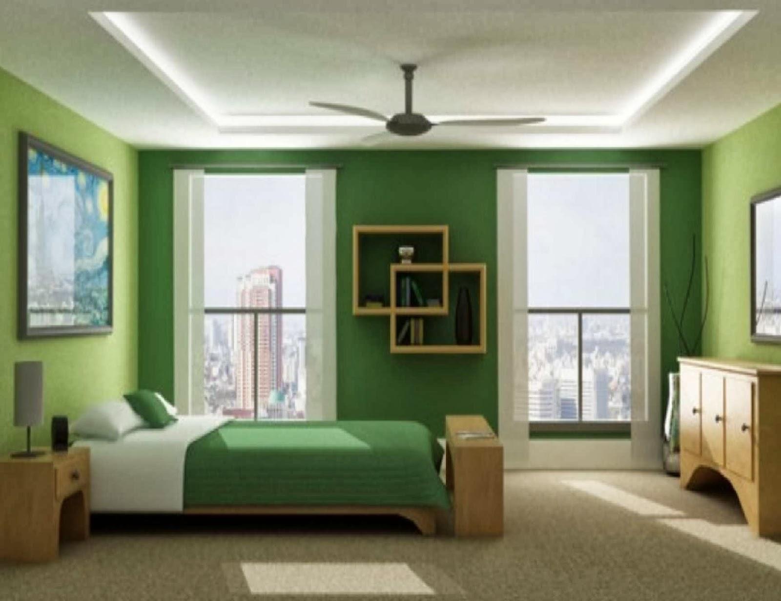 gambar kamar tidur minimalis modern terbaru 2017