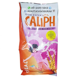 CALIPH CEREAL – NUTRITION FOR EYES