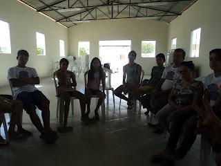 Reunião antes do Evangelismo
