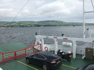 Ferry from Magilligan Pier to Greencastle