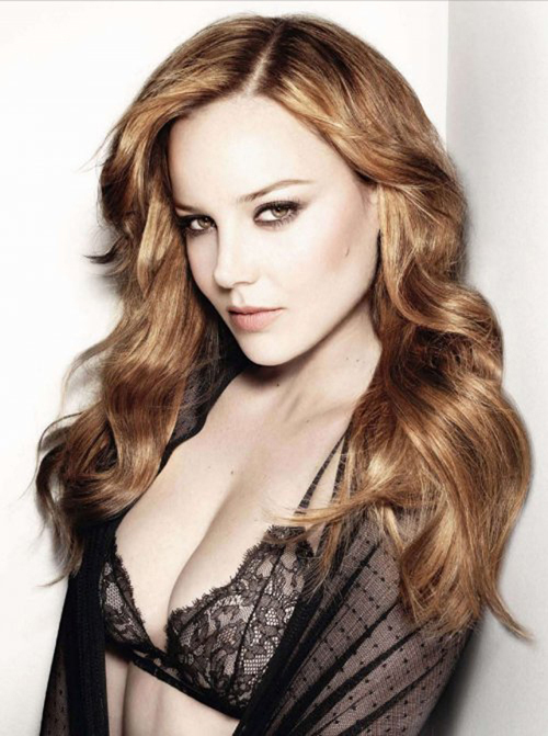 Abbie Cornish Hairstyle 1