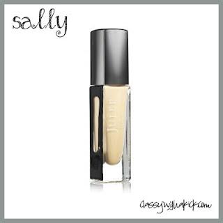 Julep Sally: Antique ivory crème