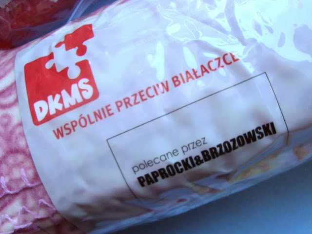 Paprocki&Brzozowski wspólnie z siecią sklepów Biedronka. Walentynkowe koce!
