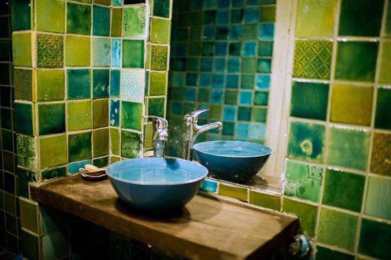 Magyar Otthon: Villám fürdőszobai tervezés
