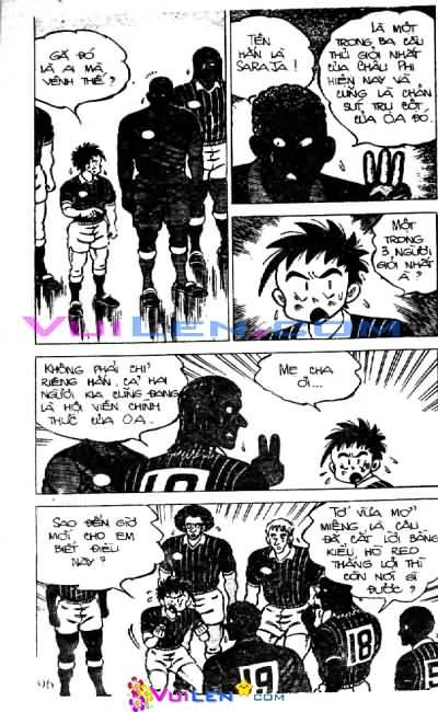 Jindodinho - Đường Dẫn Đến Khung Thành III  Tập 47 page 96 Congtruyen24h