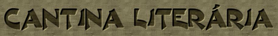 CANTINA LITERÁRIA