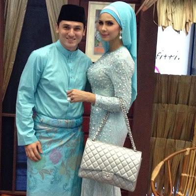 Majlis Perkahwinan Rozita Che Wan dan Zain Saidin
