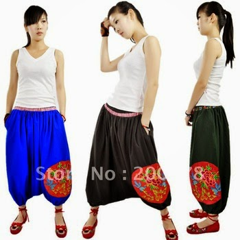 Nepal Indian Ethnic Fashion Harem Pants
