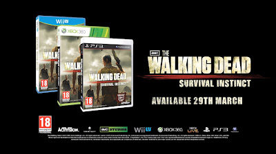 The Walking Dead: Survival Instinct - Release Date - We Know Gamers
