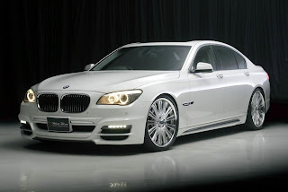 BMW 7-Series Reluctant to Release in China