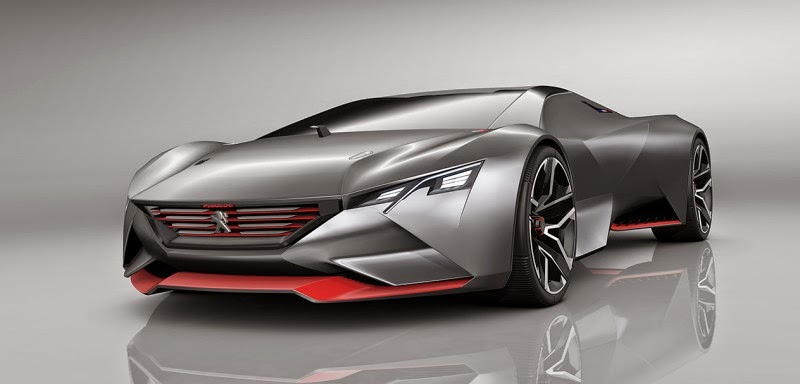 Most Popular Car And Motorcycle Peugeot Sports Car