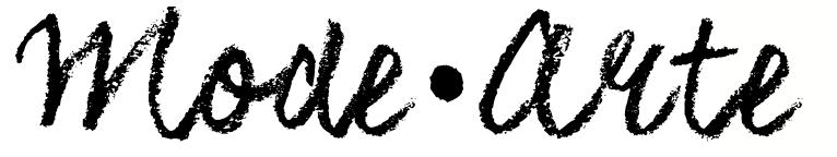 MODE•ARTE – Blog mode, art, voyage, lifestyle