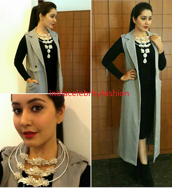 Raashi khanna in Forever 21 Dress
