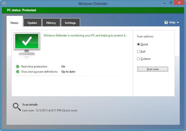 Cara Mempercepat dan Mengoptimalkan Kinerja Windows 8