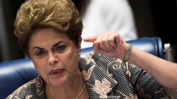 ➥ O golpe contra o Brasil