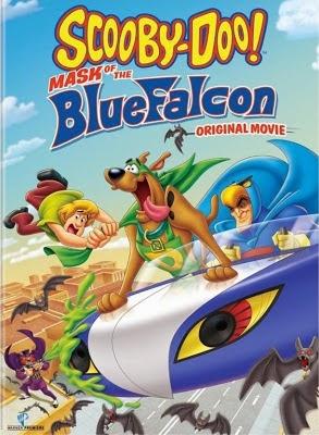 Scooby Doo: Mặt Nạ Ưng Xanh