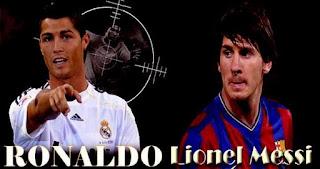CR Messi