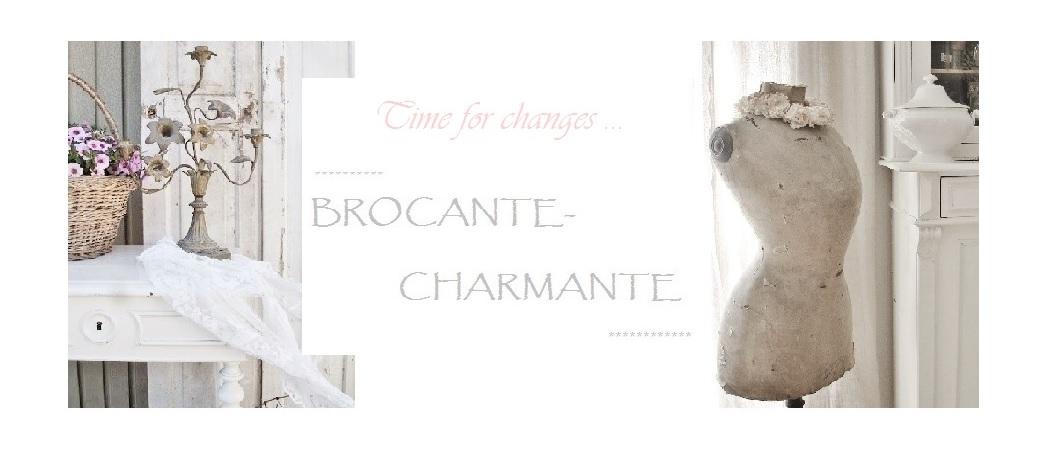 BROCANTE -CHARMANTE