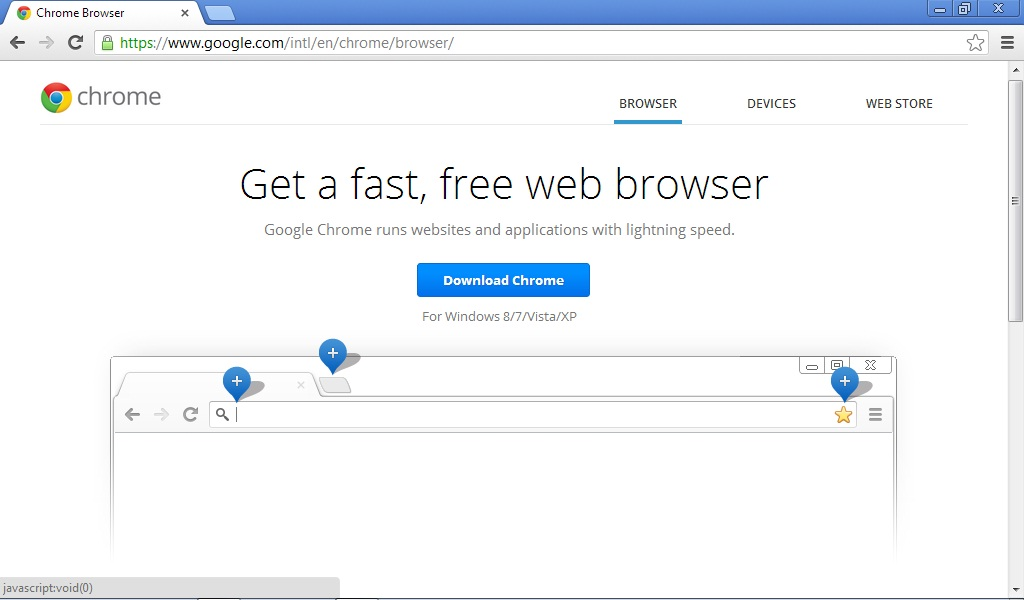 chrome download pc