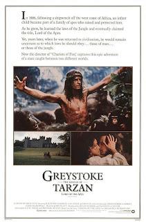 Greystoke, la leyenda de Tarzán<br><span class='font12 dBlock'><i>(Greystoke: The Legend of Tarzan, Lord of the Apes)</i></span>