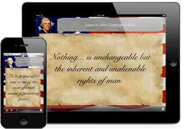 Founding Fathers App
