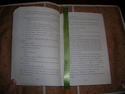 porta-livro aberto