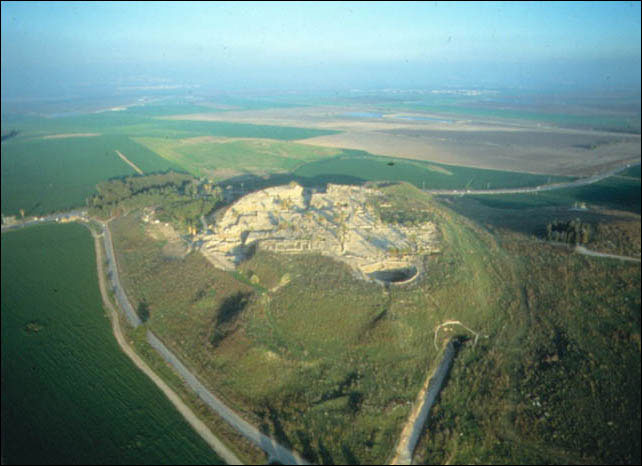 'Taking Megiddo is like capturing a thousand cities'