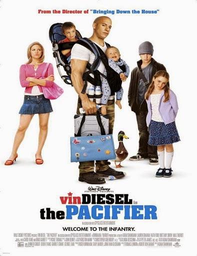 Ver Niñera a prueba de balas (The Pacifier) (2005) Online