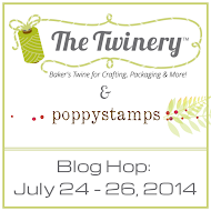PARTICIPA CON POPPY STAMPS & THE TWINERY