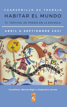 13° Festival de Poesía en la Escuela 2020 / Decir el mundo