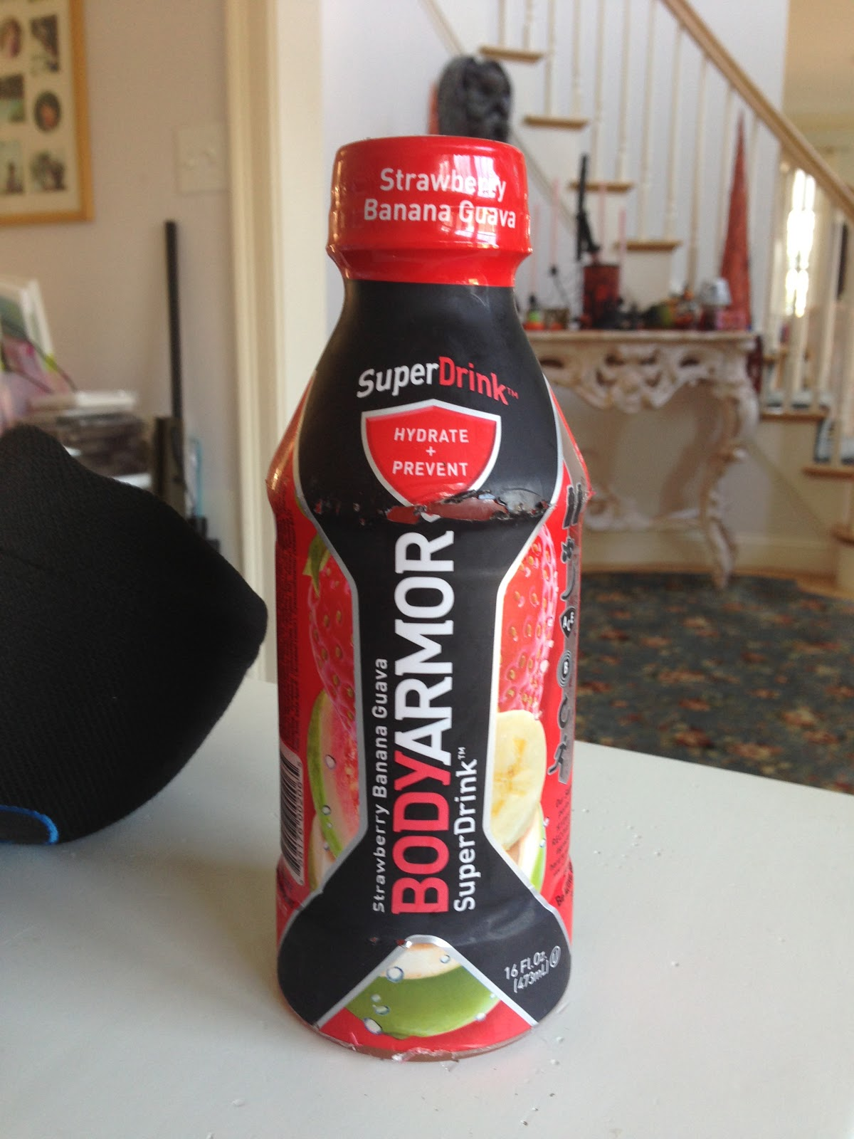 soder reviews body armor strawberry banana guava