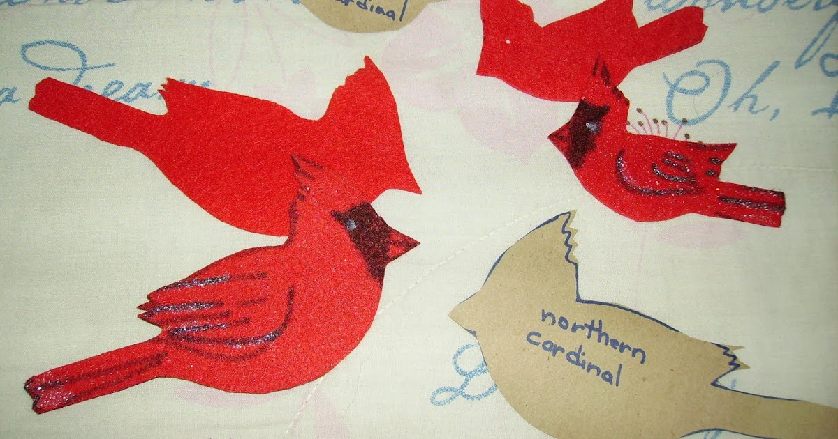cardinal craft patterns - photo #7