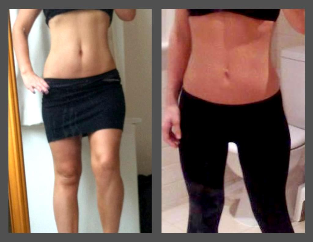 Crunches Before And After Images & Pictures - Becuo