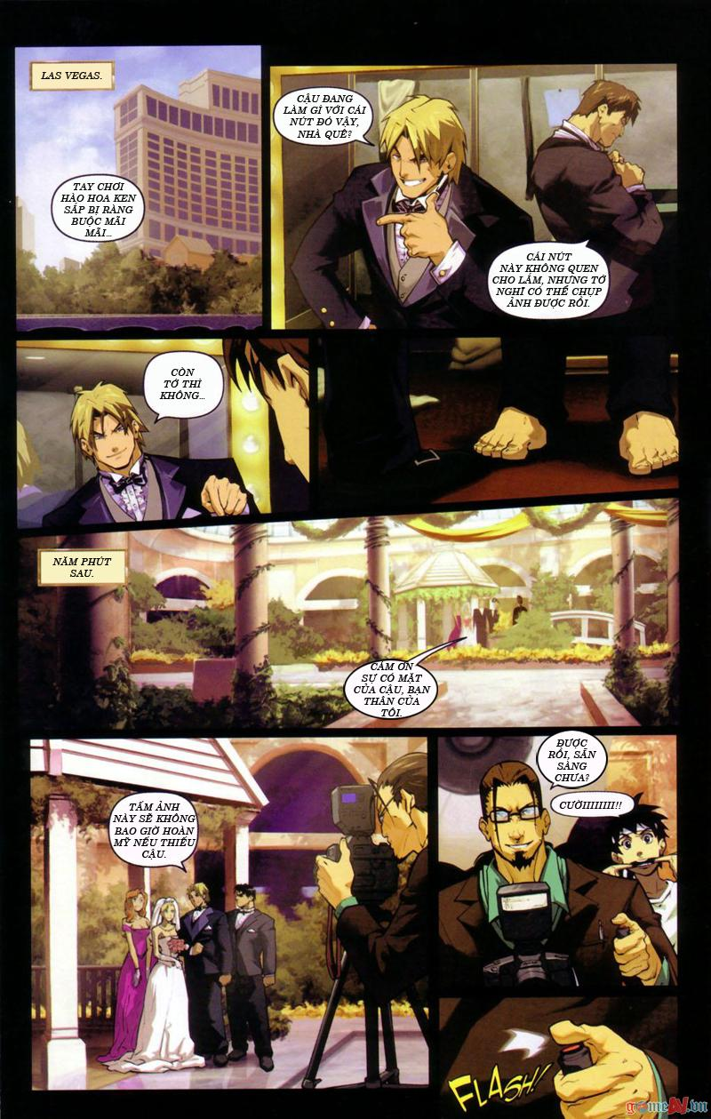 Street Fighter chap 12 - Trang 19