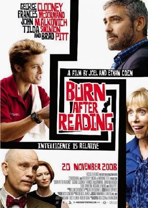 Phim Hủy Sau Khi Đọc - Burn After Reading