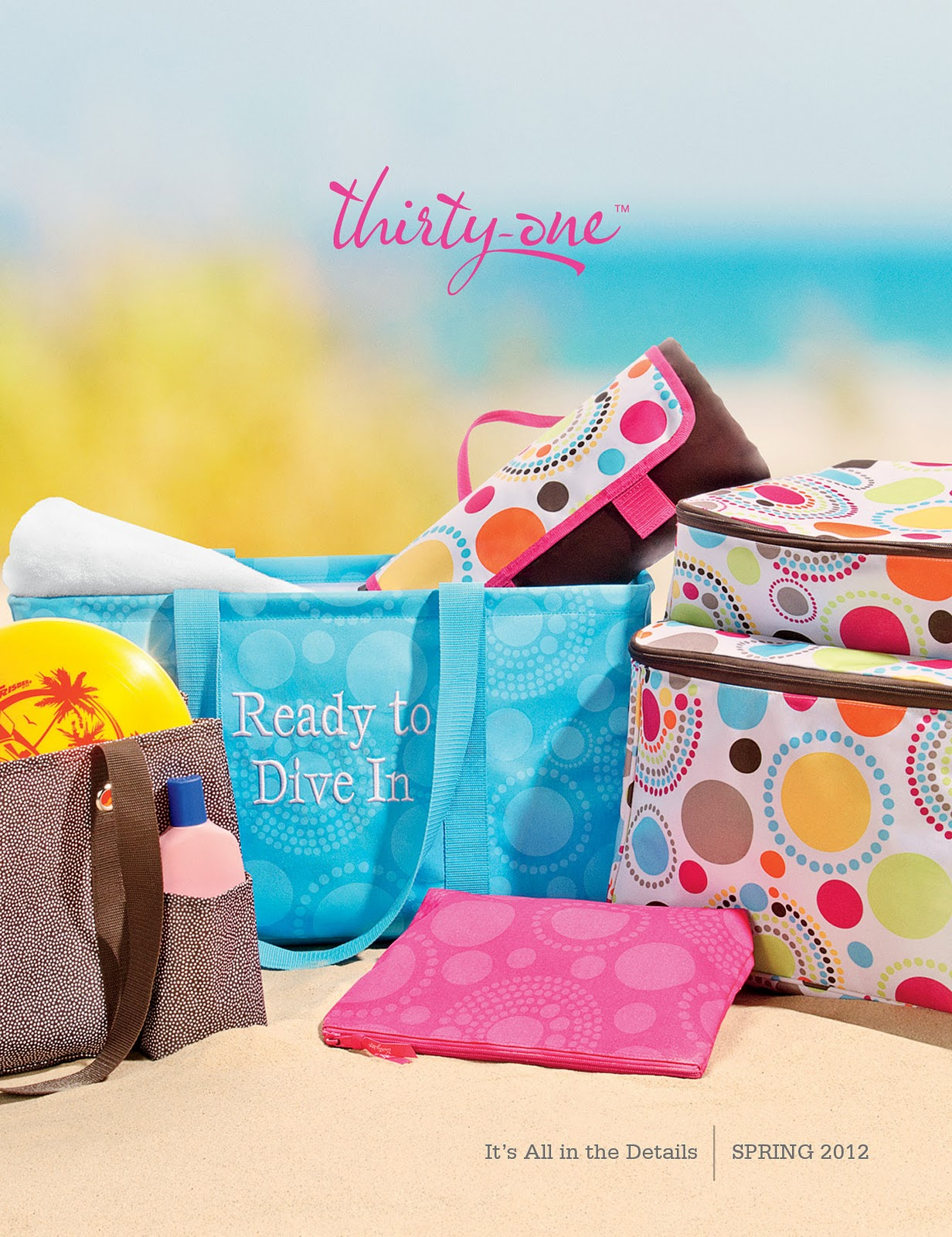 Spring Has Sprung at Thirty-One!!