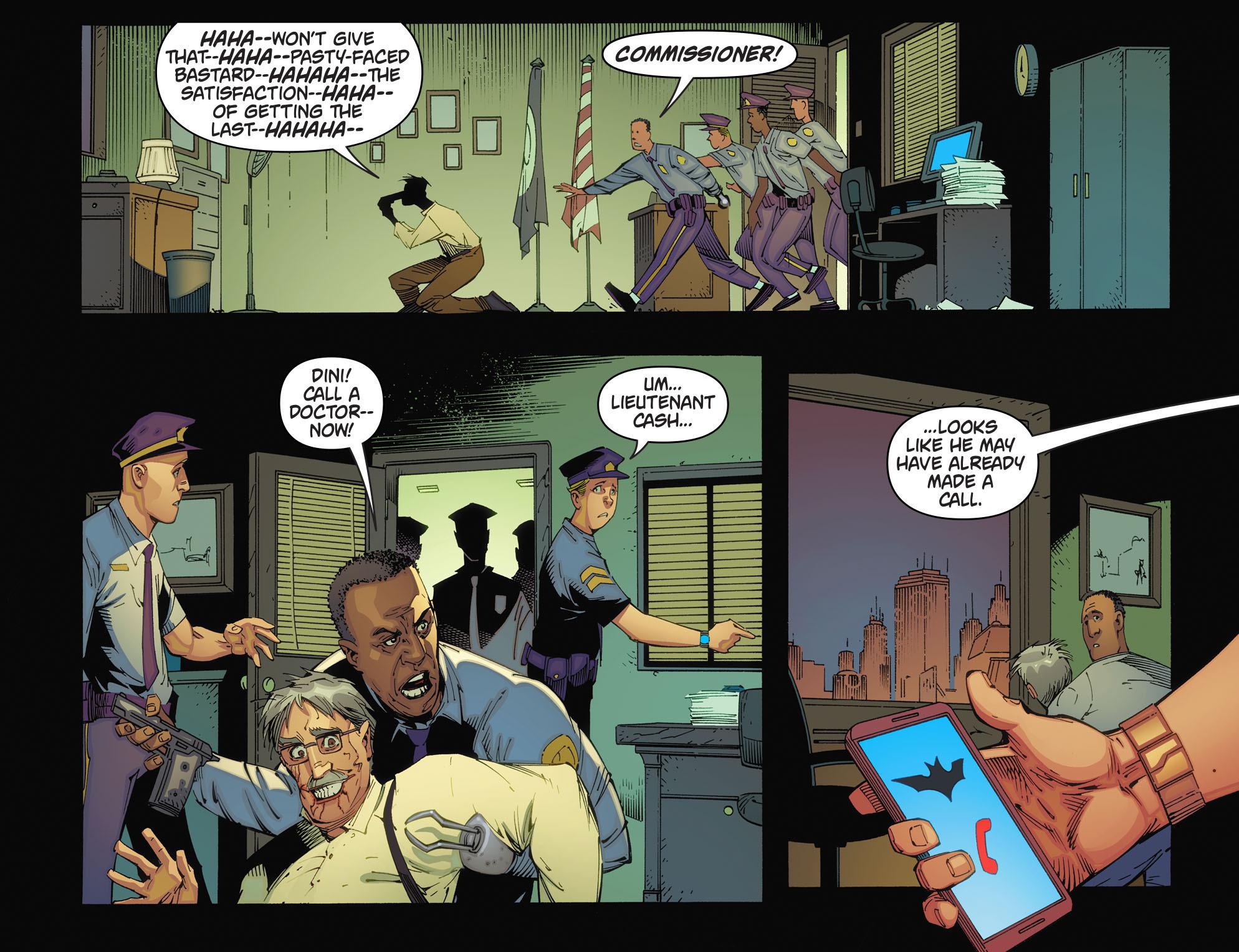 Batman: Arkham Knight [I] Issue #5 #7 - English 4