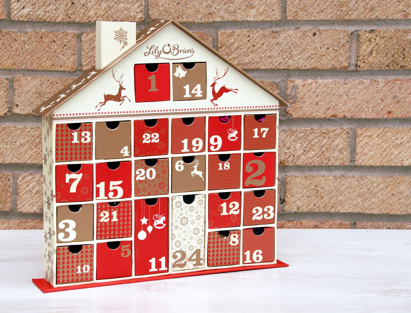 Lily O 39 Brien 39 S Advent Calendar Review Giveaway A