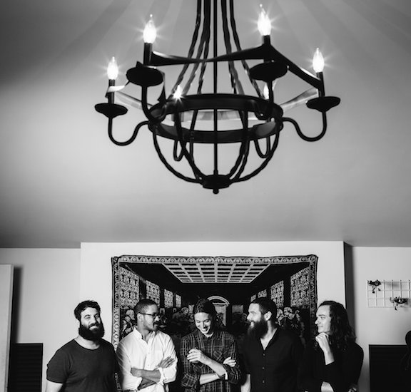 Manchester Orchestra Band Tour