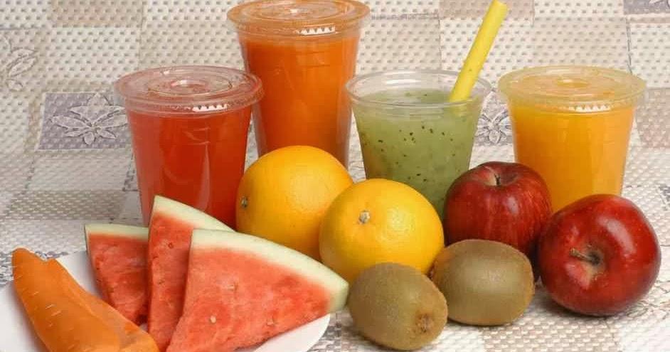 Aneka Juss Sehat Untuk Menurunkan Berat Badan Dengan Cepat ...