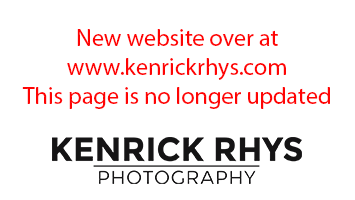 Blog | Kenrick Rhys Photography