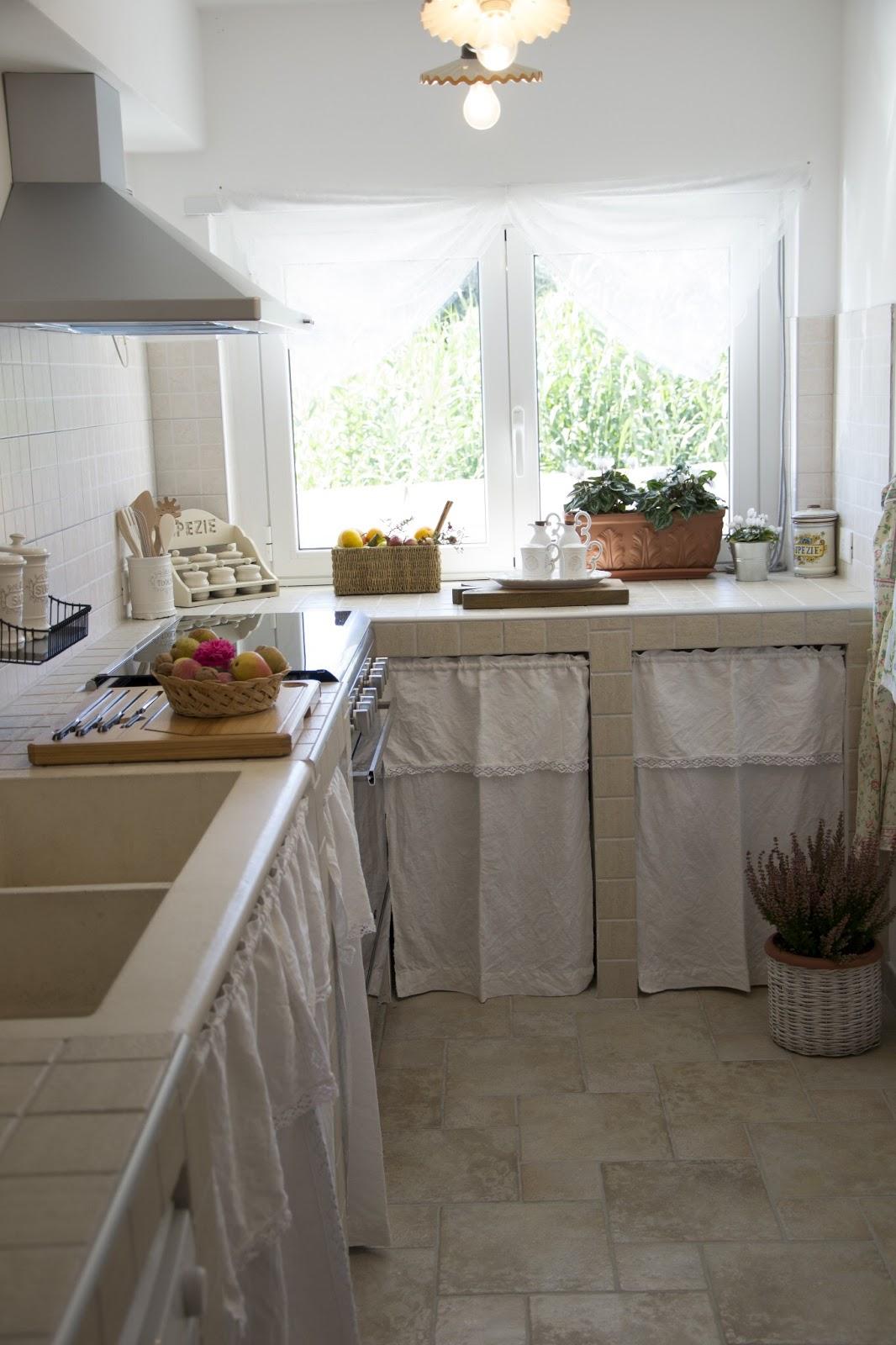 Shabbychiclife tour della mia casa parte ii - Cucine per tavernette ...