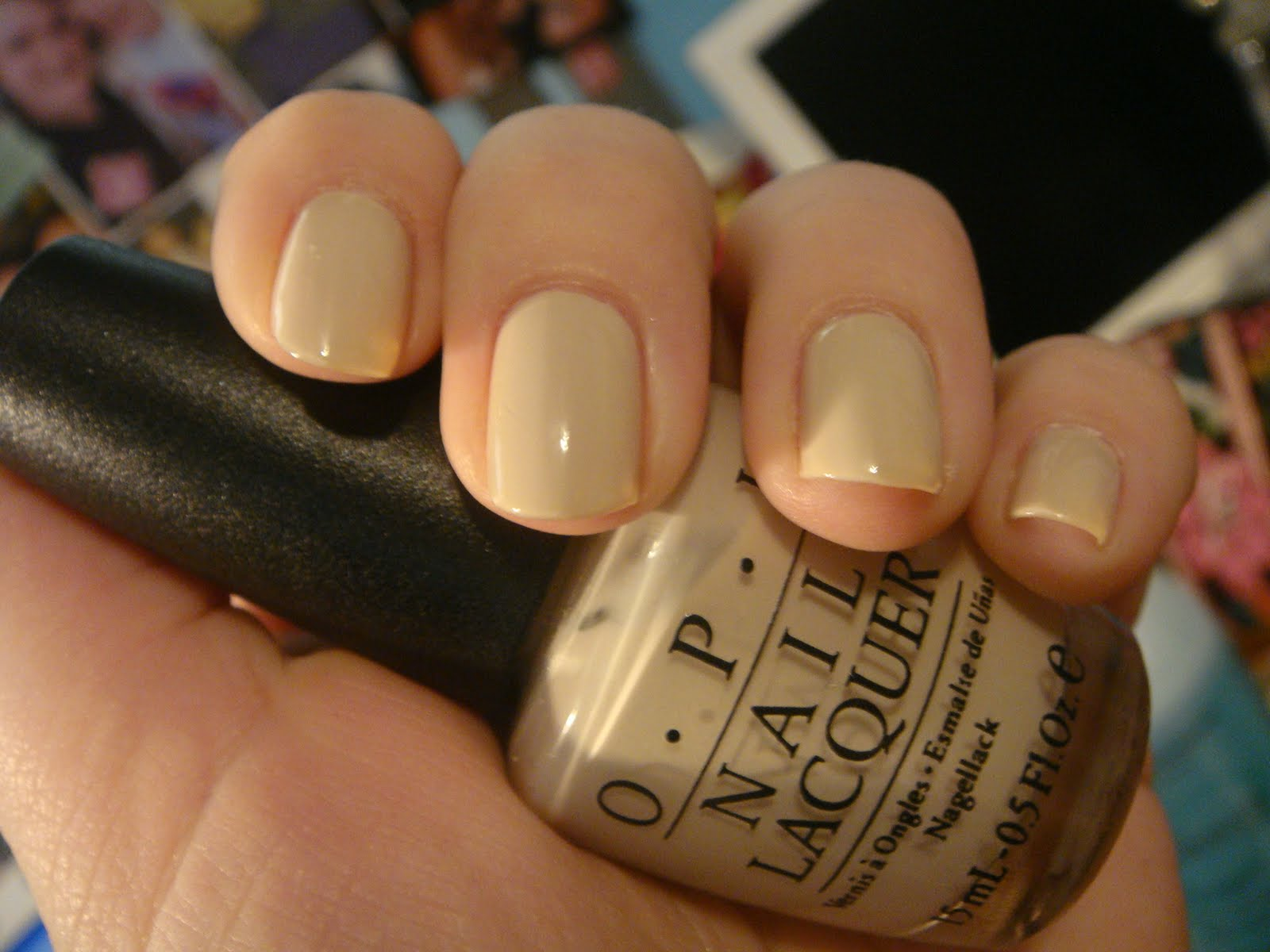 Eat.Sleep.Polish.: Discontinued OPI Color?