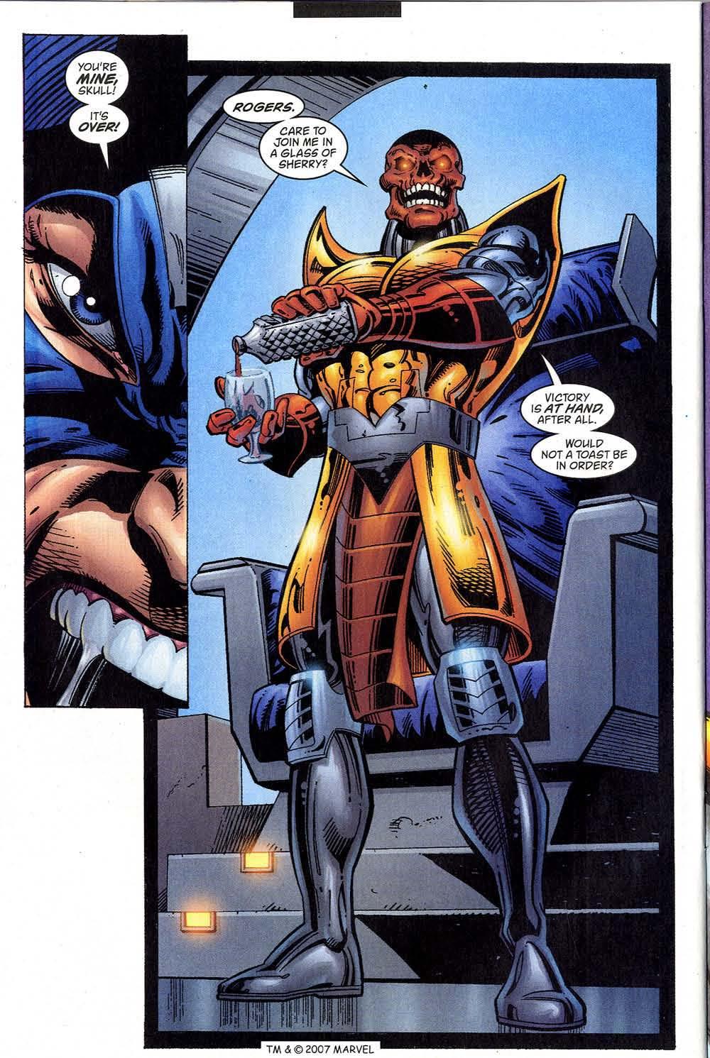 Captain America (1998) Issue #46 #53 - English 30
