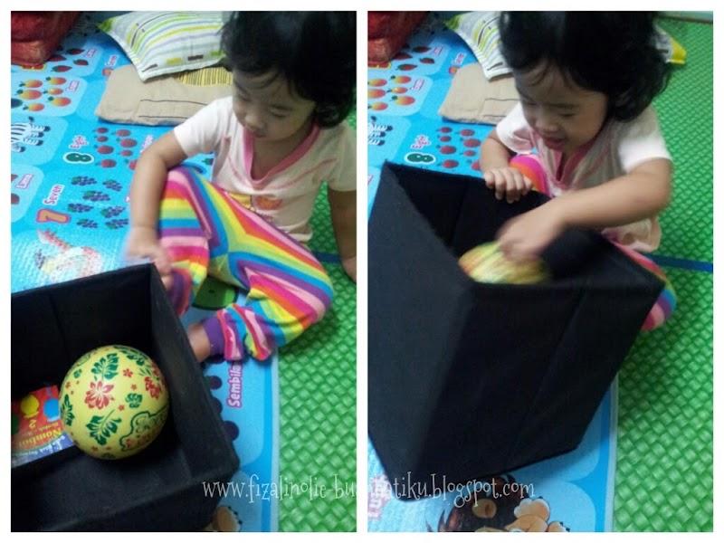 Mengajar Anak Mengenali Objek Dengan Seronok