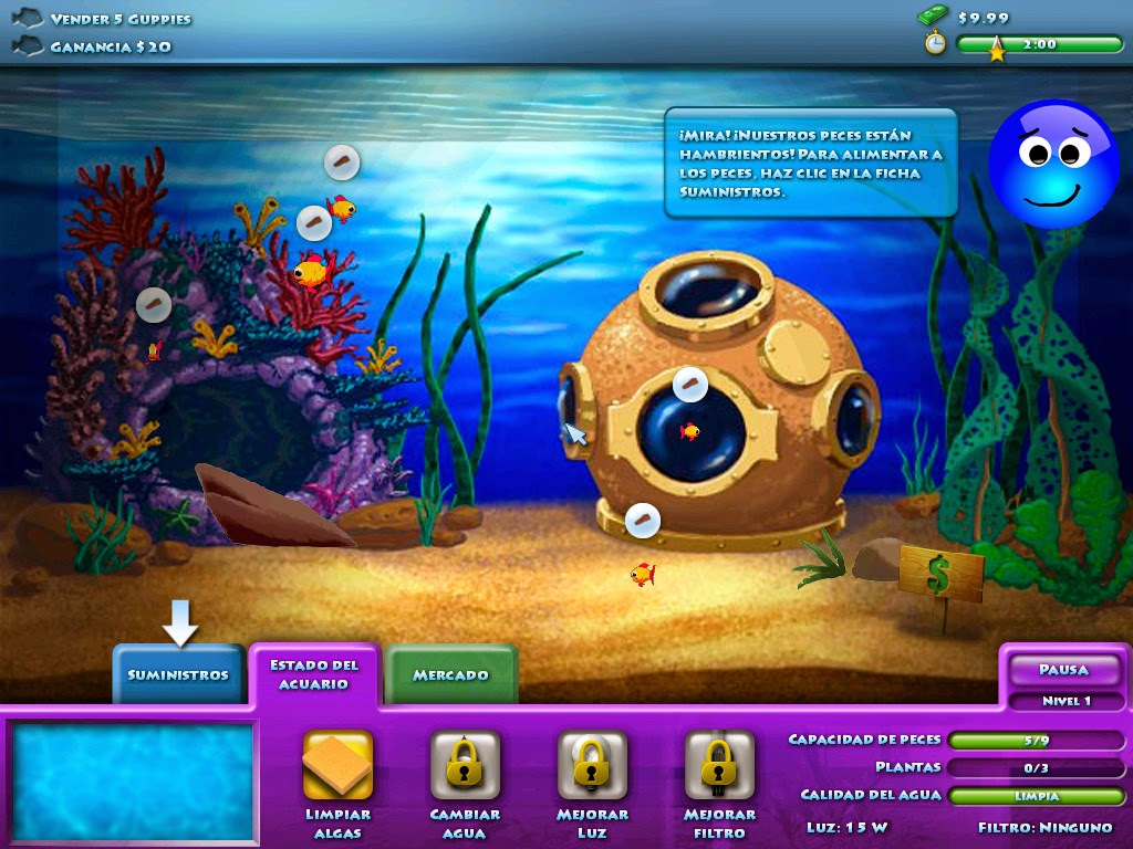 Download Game Insaniquarium 2 Full Version Gratis