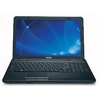 Toshiba Satellite C650-ST6N01 laptop