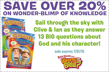 Clive & Ian's Wonderblimp of Knowledge