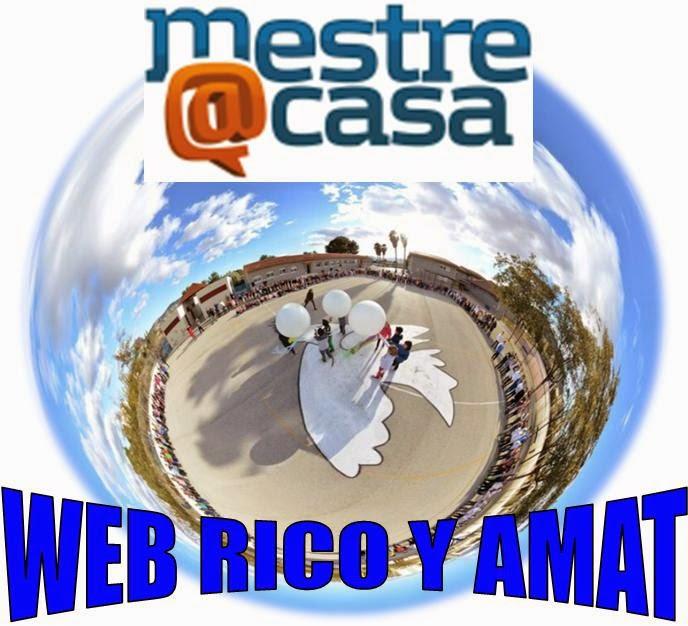 WEB CEIP JUAN RICO Y AMAT
